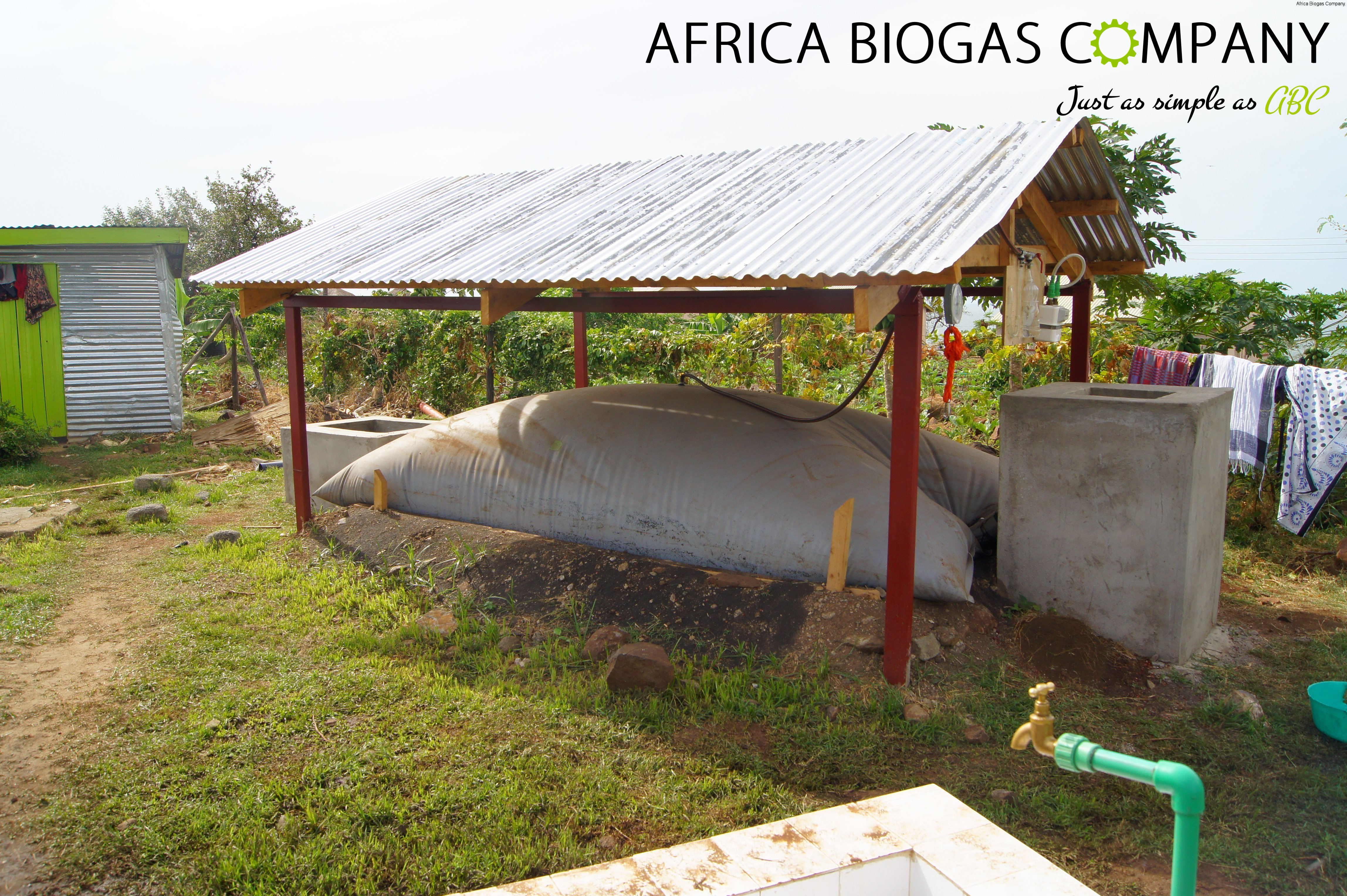 Small Scale Digester side